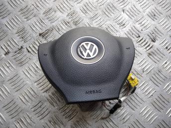 Подушка безопасности в руль Passat B7/CC/Golf 4 3C0880201AA