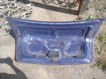 Крышка багажника Renault Logan 6001551125