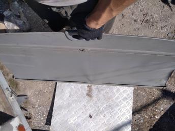 Шторка багажного отделения Kia Rio 0K34C6888XD08