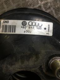 Усилитель тормозов вакуумный  Ауди 4B3612105