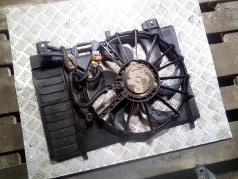 Вентилятор радиатора Citroen C5 2 1253R4