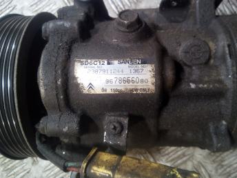 Насос кондиционера Citroen C5 2 9678656080