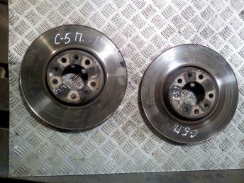 Диски тормозные передние Citroen C5 2 424992
