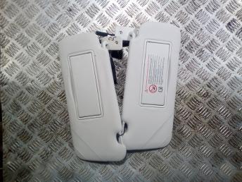 Козырек солнцезащитный Citroen C5 2 8143XX
