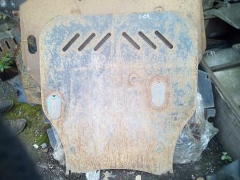 Защита двигателя Citroen C-Crosser
