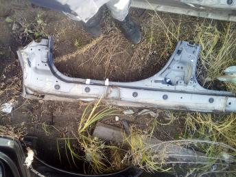 Порог правый Mitsubishi Lancer 10
