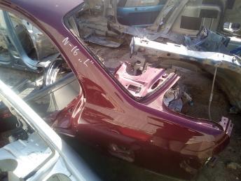 Крыло заднее левое Nissan Almera N16
