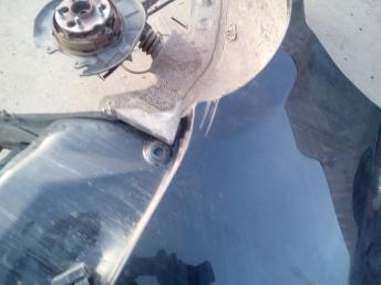 Левая часть кузова Chery Tiggo