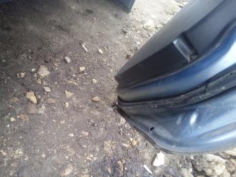 Дверь задняя правая Chevrolet Aveo 96942266