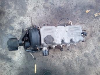 Двигатель в сборе Chevrolet Aveo 1.2 8кл. 96666210