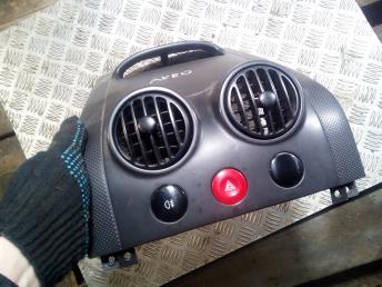 Дефлектор центральный Chevrolet Aveo