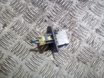 Резистор отопителя Chevrolet Aveo 96435889