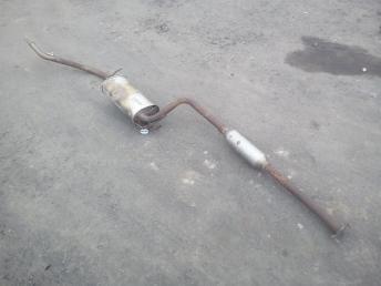 Глушитель Mazda 3  BL седан