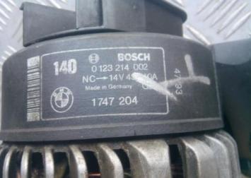 Генератор BMW M60 1747204  1747204