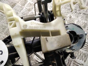 Ручка двери правой сдвижной VW Caddy 2K0843352C