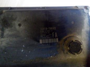 Блок управления двигателем Suzuki Grand Vitara 2 3391078K00