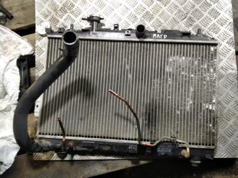 Радиатор основной Hyundai Matrix 2531017102