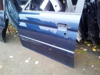 Дверь передняя левая Mitsubishi Pajero/Montero MR508009