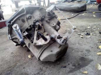 КПП (механика) Berlingo/Partner М59 2222Q0