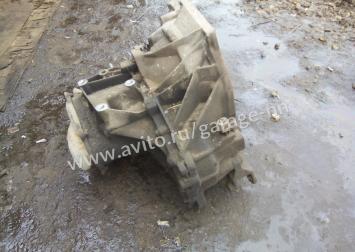 КПП (механика) Ford Focus 1 1216569