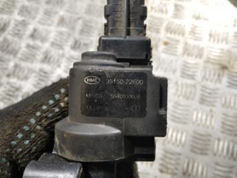 Клапан холостого хода Hyundai Matrix 3515022600