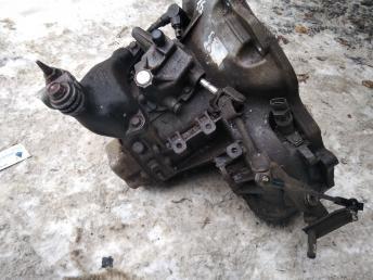 КПП (механика) Chevrolet Lacetti 96439731