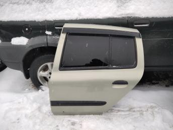 Дверь задняя левая Renault Symbol 7751472475