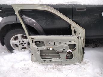 Дверь передняя левая Renault Symbol 7751472474