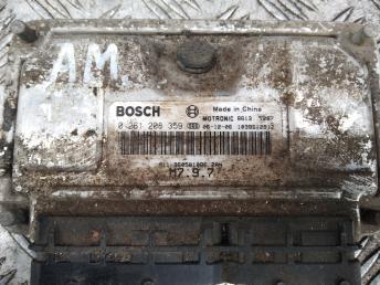 Блок управления двигателем Chery Amulet A113605010BE