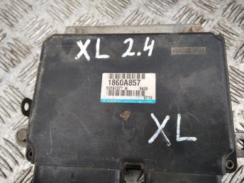 Блок управления двигателем 1860A857