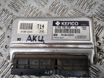 Блок управления двигателем Hyundai Accent 3910022545