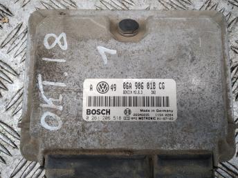 Блок управления двигателем Octavia/Golf 4 06A906018CG