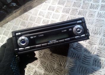 Магнитола CD-MP3 на Шевроле Авео