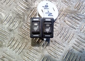Кнопка обогрева сидений на Ниссан Альмера Н16  2550070J00
