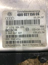 Блок управления АКПП ( AT) Audi A8 D2 4D0927156EG