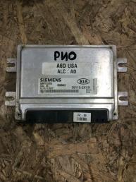 Блок управления двигателем Kia Rio 1 USA 391102X131