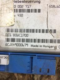 Блок управления АКПП (ЭБУ) BMW X5 E53 24607506450
