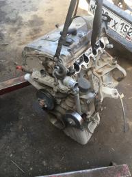 Двигатель в сборе SsangYong Kyron 2.3 1610103798