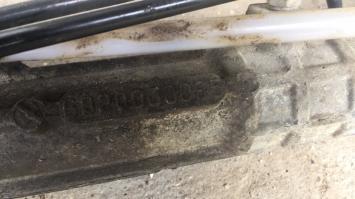 Рейка рулевая Peugeot 206 4000EW