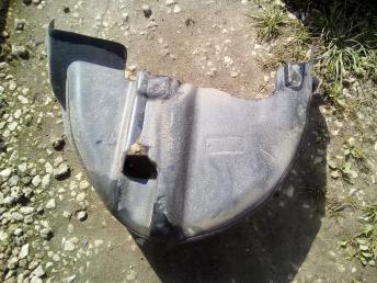 Подкрыльник задний правый на Поло 5 6RU810972