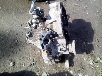 кпп (механика) Поло Рапид Фабиа VAG 02T300049M