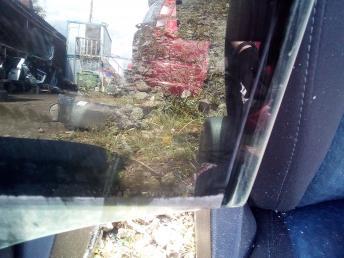 Стекло задней левой двери на Поло 5 6RU845025