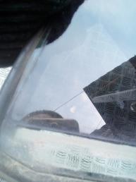Форточка задней правой двери Toyota RAV 4 2 6812342050