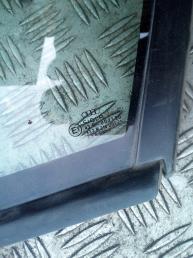 Стекло боковое правое Audi 80 B3 893845300F