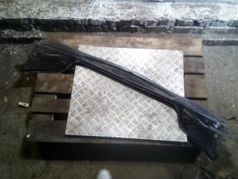 Водосток лобового стекла (жабо) Citroen C4 1 8251V3