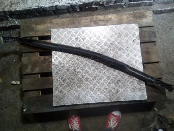 Водосток лобового стекла (жабо) Citroen C4 1 8251V2