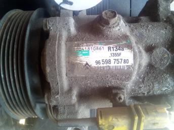 Компрессор кондиционера (насос) 9659875780