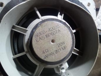 Динамик Toyota RAV 4 2 8616042070
