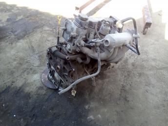 Двигатель в сборе Daewoo Nexia 1.5 96353019