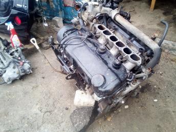 Двигатель в сборе 3.0 6G72